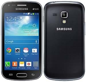 Samsung Galaxy S Duos II S7582 DUAL SIM Factory Unlocked International Version - Black