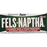 Dial Corp. 04303 Fels-Naptha Laundry Bar Soap - Pack of 4