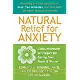 Natural Relief for Anxiety: Complementary Strategies for Easing Fear, Panic, and Worryby Edmund J. Bourne