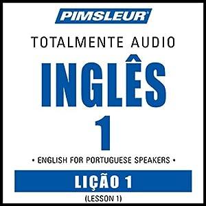 ESL Port (Braz) Phase 1, Unit 01 Audiobook