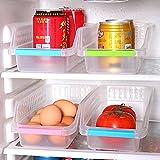 Produktbild von CrazySell Refrigerator Durable Storage Organizer Fruit