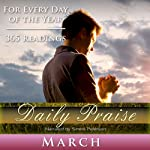 Daily Praise: March: A Prayer of Praise for Every Day of the Month | Simon Peterson