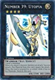 Yu-Gi-Oh! - Number 39: Utopia (YS13-EN041) - Super Starter: V for Victory - 1st Edition - Super Rare