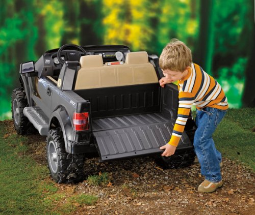 Power Wheels Truck : Power wheels ford f truck grabcool toys