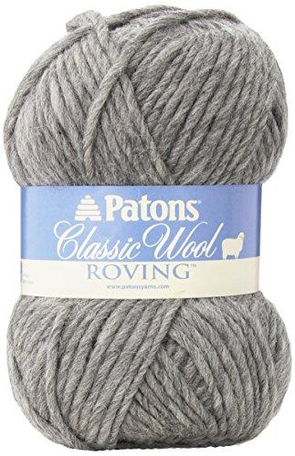 Bulk Buy: Patons Classic Wool Roving Yarn (6-Pack)