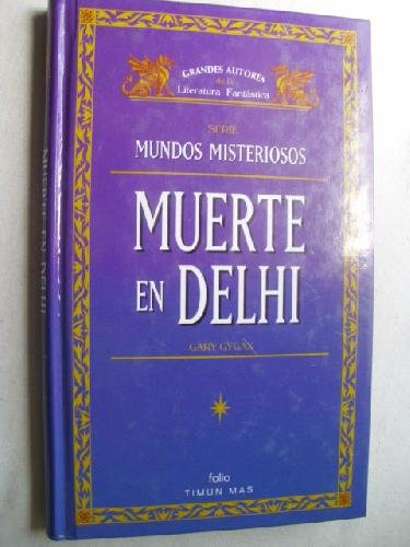 Muerte En Delhi descarga pdf epub mobi fb2
