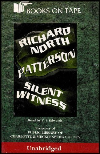 Silent Witness: A Novel (How Two Men Deals With One Another and Subsequently Changes After Experiencing the Anguish That Come From Being Accused of Murder) COMPLETE AND UNABRIDGED [13 Audio Cassettes/19.5 Hrs.]