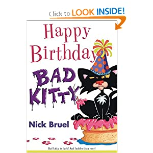Happy Birthday, Bad Kitty (Bad Kitty (Quality))