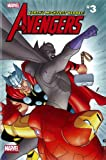 Marvel Universe Avengers Earth's Mightiest Comic Reader 3 (Marvel Comic Readers) Marvel Comics