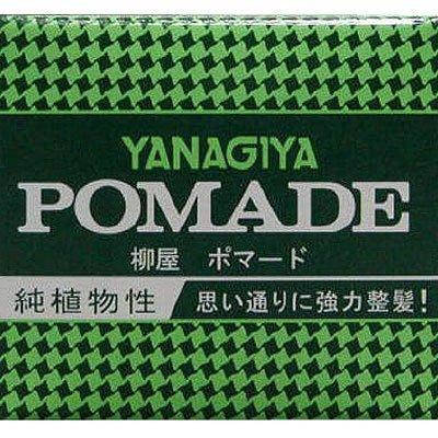 柳屋 ポマード 小 63g