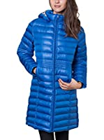 Geographical Norway Abrigo Celia (Azul Royal)