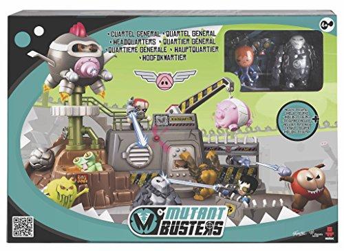 Famosa 700012992 - Mutant Buster Quartiere Generale