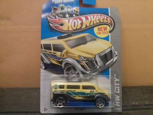 Hot Wheels HW City Speedbox 15/250 - 1