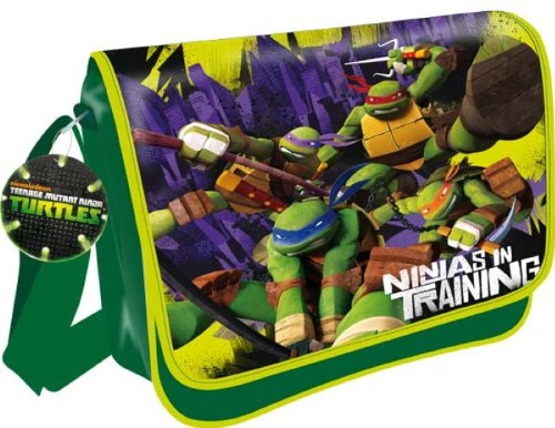 Anker - Bolsa bandolera Tortugas Ninja (ANKTUBG)