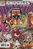 img - for Knuckles the Echidna #8 (Sonic the Hedgehog) book / textbook / text book