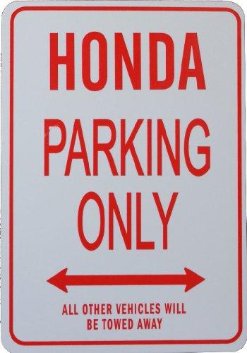 signes-de-stationnement-honda-honda-parking-only-sign