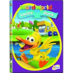 Word World: Lucky Duck W/Puzzle