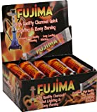10pc Fujima 40mm Instant Light Charcoal Packs - 100 Tablets!
