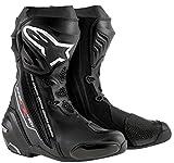 alpinestars ( アルパインスターズ ) ブーツ SUPERTECH-R BOOT 0015 BLACK 42(26.5cm)