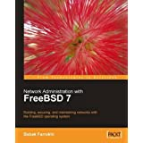 Network Administration with FreeBSD 7: Building, securing, and maintaining networks with the FreeBSD operating system (Paperback)By Babak Farrokhi        Buy new: $39.9931 used and new from $21.65    Customer Rating: