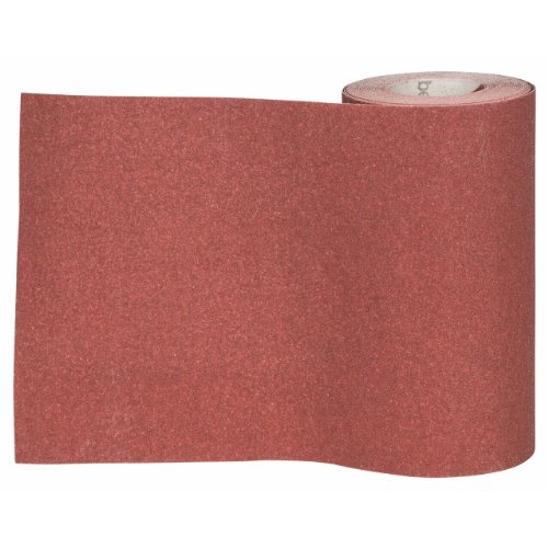 2608607703 Roll Of Sandpaper B.f. Wood, 115 Mm X 5m, Grainage: 120 By Bosch