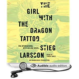The Girl with the Dragon Tattoo: The Millennium Trilogy, Book 1