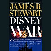 DisneyWar | Livre audio Auteur(s) : James B. Stewart Narrateur(s) : Patrick Lawlor