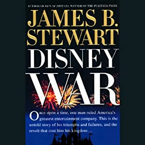 DisneyWar Audiobook