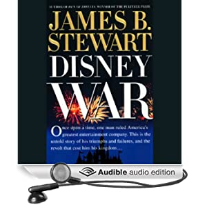 DisneyWar (Unabridged)