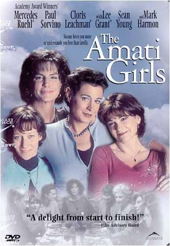 Cover art for  The Amati Girls