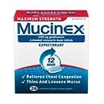 Mucinex Maximum Strength Extended-Rel...