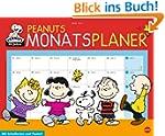 Peanuts Monatsplaner 2015