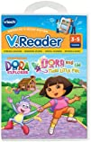 V.Reader Animated E-Book Cartridge  Dora and  the Three