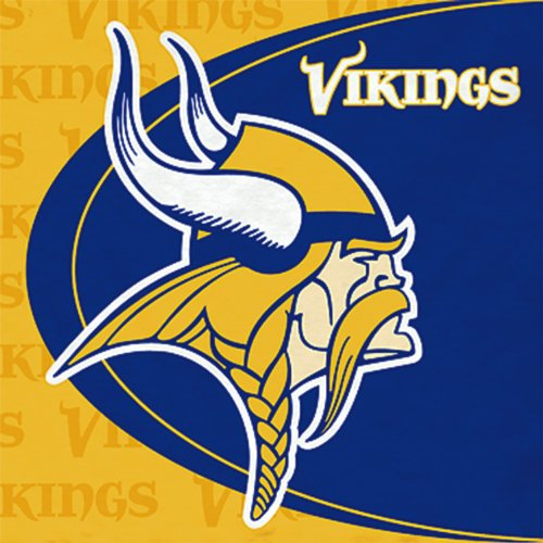 Minnesota Vikings Lunch Napkins