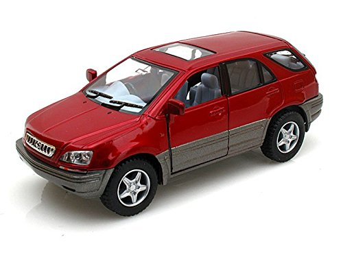 Lexus RX300 1/36 Red