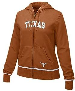 Texas Longhorns Women?s Burnt Orange FZ Full-Zip Embroidered Hoody By Nike Team... by Nike