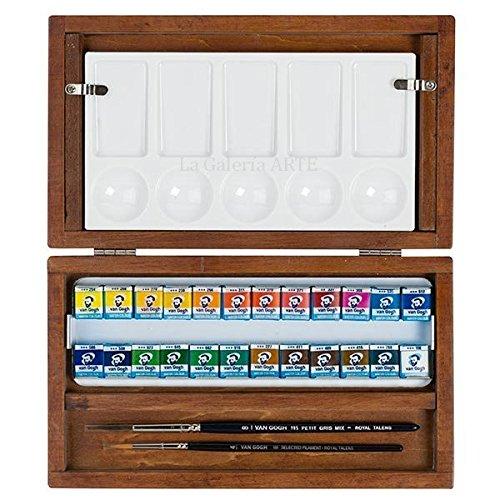 van-gogh-juego-de-acuarelas-24-colores-estuche-de-madera-con-pincel-y-paleta-de-mezclas