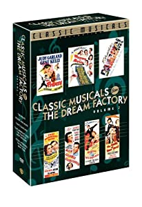 Classic Musicals from the Dream Factory, Volume 2: The Pirate / Words and Music / That's Dancing / The Belle of New York & Royal Wedding / That Midnight Kiss & The Toast of New Orleans (Sous-titres français)