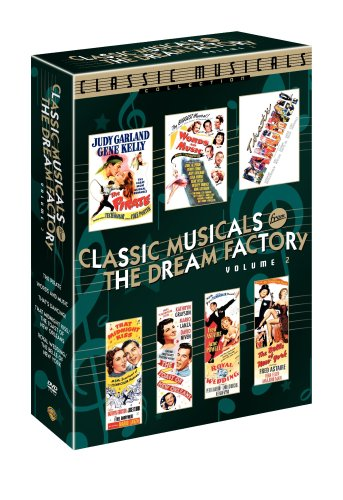 Classic Musicals from the Dream Factory, Volume 2 (The Pirate / Words and Music / That's Dancing / The Belle of New York & Royal Wedding / That Midnight Kiss & The Toast of New Orleans) (Toast Of New York compare prices)