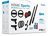 "Wii - Zubehör-Set ""Mega Sports Pack 20in1"" Black"