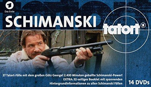 Tatort - Schimanski Ermittlerbox [14 DVDs]