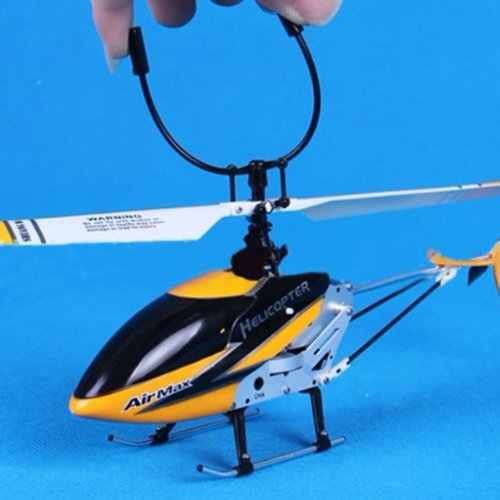 Big Bargain New Double Horse SHUANG MA 9103 Metal 3.5 channel GYRO Remote Control Rechargeable RC Helicopter 22cm