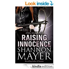 Raising Innocence: Book 3 (A Rylee Adamson Novel)