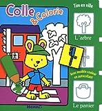 echange, troc Collectif - Tim en ville colle et colorie