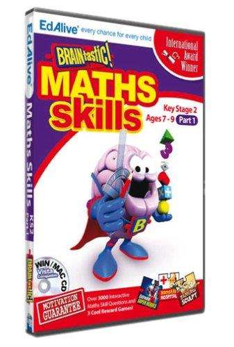 BRAINtastic! Maths KS2 Part 1 (PC CD)
