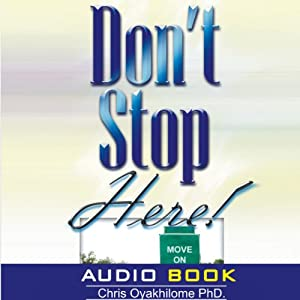 Don't Stop Here Audiobook