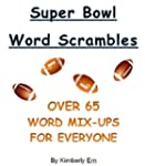 Super Bowl Word Scrambles - The Big G...
