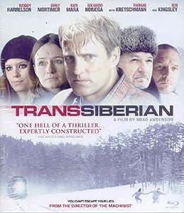 Transsiberian (Bluray) [Blu-ray]
