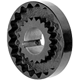 Lovejoy S-Flex Coupling, S and J Type Flange, Cast Iron, Inch
