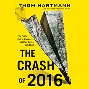 The Crash of 2016 Hörbuch